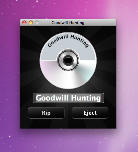 HOWTO: Rip a DVD on Mac OS X--perfect copies and iPhone/iPod